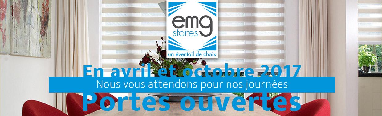 EMG Stores à Hésingue - Anniversaire - portes ouvertes avril et octobre 2017