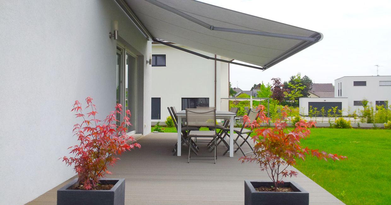 Store pour terrasse exterieur perfect ides et conseils for Store banne exterieur