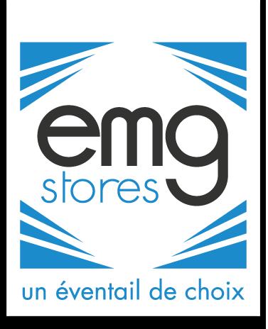EMG Stores à Hésingue - logo